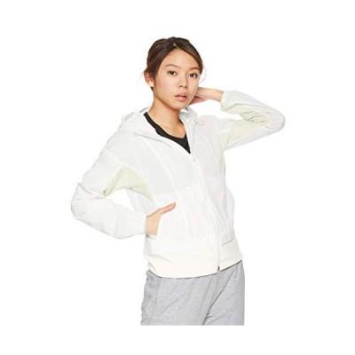 チャコット ジャケット 256222-2120-91 レディース オフホワイト 日本 M (日本サイズM相当)