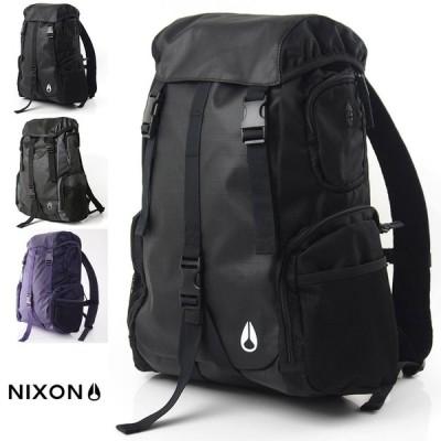 ニクソン NIXON リュック ニクソン ウォーターロック バックパック メンズ レディース ニクソン NIXON 背面ファスナー付き