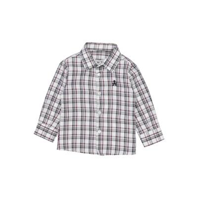LE BEBÉ シャツ ホワイト 6 コットン 100% シャツ