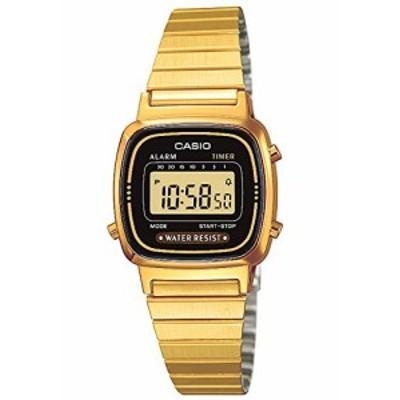 腕時計 カシオ メンズ Casio Collection Women's Watch LA670WEGA-1EF