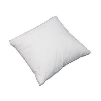 Danfill 枕 ピロー 60×60cm ホワイト 洗える 軽い 保温性 アレルギー予防 フィベールピロー ヨーロピアンサイズ フィベール