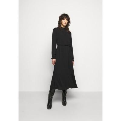 ブルンスバザー ワンピース レディース トップス NORI SICI DRESS - Maxi dress - black