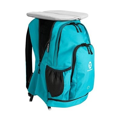 BagoBago Travel Backpack and Stool Combination (286 lb Weight Capacity) (Turqoise) 並行輸入品