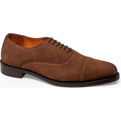 カルロスサンタナ Carlos by Carlos Santana メンズ 革靴・ビジネスシューズ シューズ・靴 Woodstock Suede Oxford Honey Brown