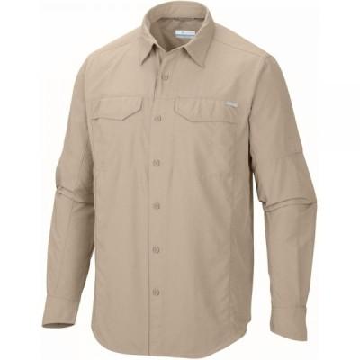 コロンビア Columbia メンズ シャツ トップス Silver Ridge Lite Long - Sleeve Shirt Fossil