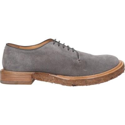 プレミアータ PREMIATA メンズ シューズ・靴 laced shoes Grey