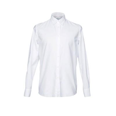 デパートメント 5 DEPARTMENT 5 シャツ ホワイト 42 コットン 100% シャツ