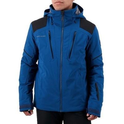 オバマイヤー メンズ ジャケット&ブルゾン アウター Big & Tall Foundation HydroBlock Pro Snow/Ski Jacket Passport
