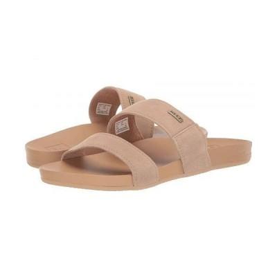 Reef リーフ レディース 女性用 シューズ 靴 サンダル Cushion Vista Suede - Biscotti