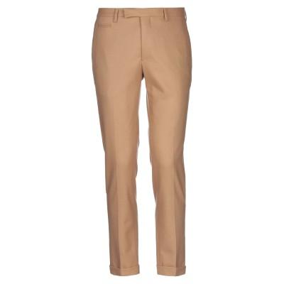 ブライアン デールズ BRIAN DALES パンツ キャメル 50 ウール 63% / ナイロン 30% / カシミヤ 5% / ポリウレタン 2