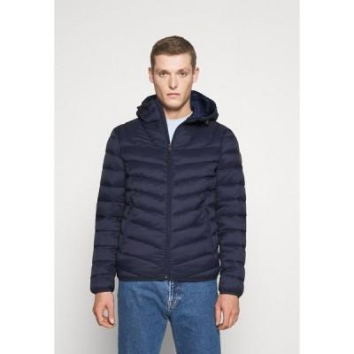 ナパピリ ジャケット&ブルゾン メンズ アウター AERONS  - Light jacket - blu marine