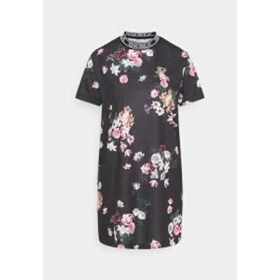 シックシルク レディース ワンピース トップス PRESTIGE FLORAL DRESS - Jersey dress - multi multi