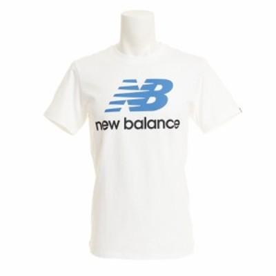ニューバランス(new balance)スタックドロゴTシャツ AMT73587WM オンライン価格(Men's)