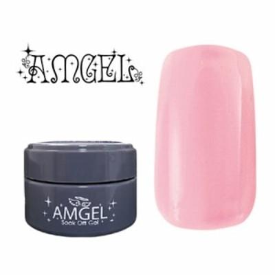 ジェルネイル セルフ カラージェル アンジェル AMGEL カラージェル AG1022 さくら 3g