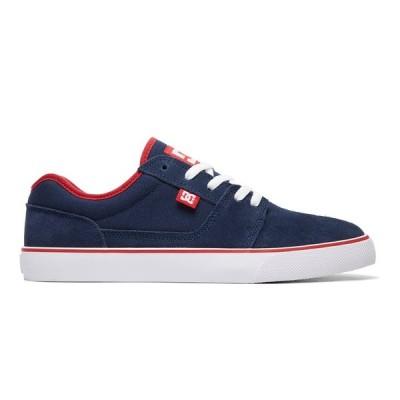 カジュアルシューズ ディーシーシューズ DC Shoes Tonik Shoes 302905 NAVY/RED