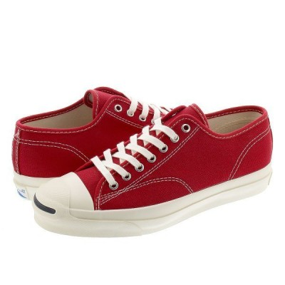 CONVERSE JACK PURCELL RET COLORS コンバース ジャック パーセル RET カラーズ RED 33300370 1CL750