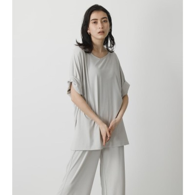 ICE CLEAN LOOSE TOPS L/GRY1