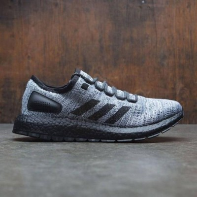 ユニセックス スニーカー シューズ Adidas Men PureBOOST All Terrain (white / core black / grey three)