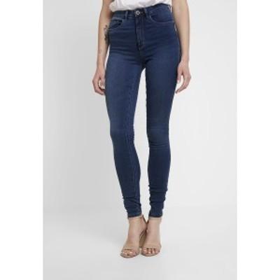 オンリー レディース デニムパンツ ボトムス ONLROYAL - Jeans Skinny Fit - dark blue denim dark blue denim