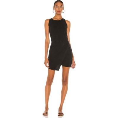 パム&ジェラ Pam & Gela レディース ワンピース タンクドレス ワンピース・ドレス Tank Dress Black