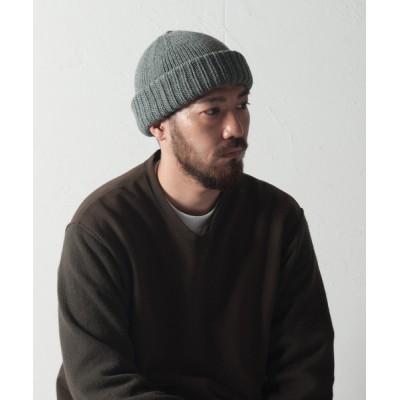 Ray's Store / Wholegarment Knit Watch / ホールガーメントニットワッチ MEN 帽子 > ニットキャップ/ビーニー