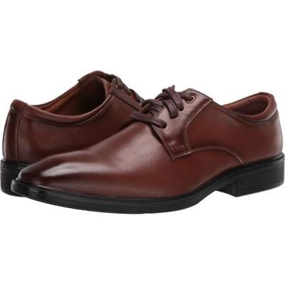 ディール スタッグス Deer Stags メンズ 革靴・ビジネスシューズ シューズ・靴 Trace Dark Cognac