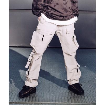 パンツ カーゴパンツ LIBERE リベーレ / Multi pocket pants マルチポケットパンツ / 201308