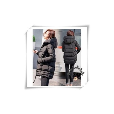 中綿ジャケットレディースロングコートダウンコートアウターフード付きボリューム冬ゆったり防寒服