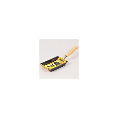 パール金属 鉄職人 お弁当用玉子焼き器 HB−906【代引不可】【日用品館】
