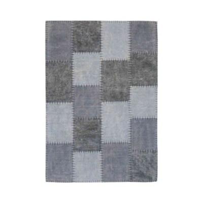 カーペット ラグ (インド綿ラグマット ロメンソ 90×135)