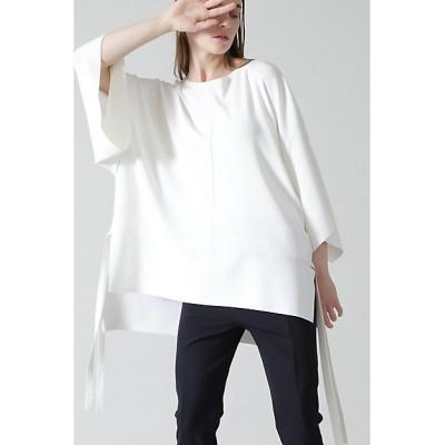 <ADORE(Women)/アドーア> ファインイージーニット ホワイト【三越伊勢丹/公式】