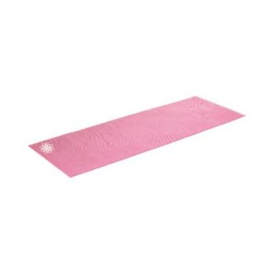 アルインコ ヨガマット 6mm厚 ピンク FYG606P 1枚 (お取寄せ品)