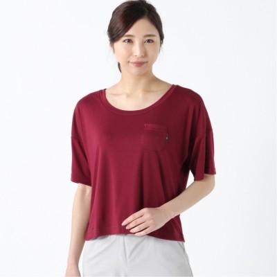 ショートスリーブワイドTシャツ(ヒュンメル/hummel)