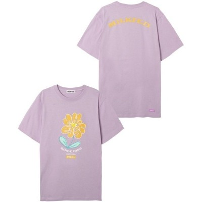 tシャツ Tシャツ S/S TEE LOGO FLOWER