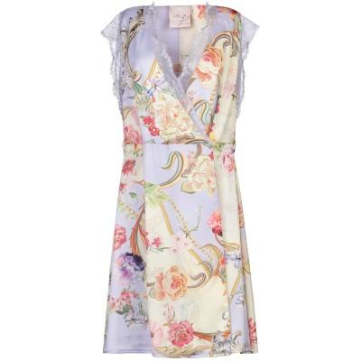 LAFTY LIE ミニワンピース&ドレス ライラック 46 ポリエステル 100% ミニワンピース&ドレス
