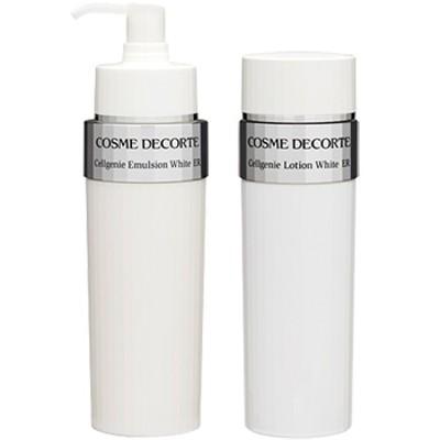 コーセー コスメデコルテ 選べる2個:セルジェニー ローション ホワイト/エマルジョン 200ml