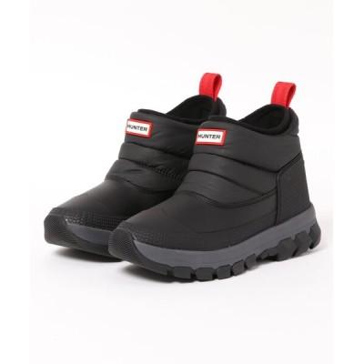 HUNTER / MENS ORIGINAL INSULATED SNOW ANKLE BOOT MEN シューズ > ブーツ