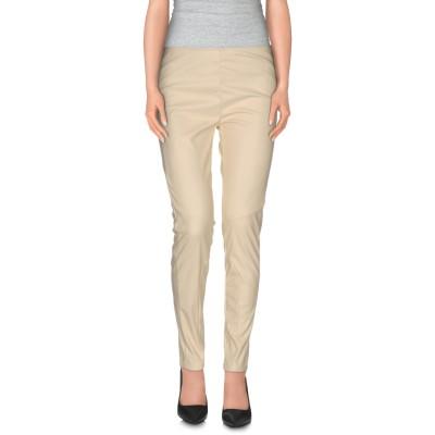 ツインセット シモーナ バルビエリ TWINSET パンツ アイボリー XS 100% ポリウレタン パンツ