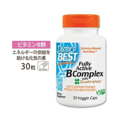 ビタミンBコンプレックス フーリーアクティブ 活性型 30粒