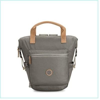 Kipling Tsuki Small Backpack Dark Metal【並行輸入品】