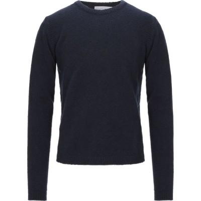 マウロ グリフォーニ MAURO GRIFONI メンズ ニット・セーター トップス sweater Dark blue