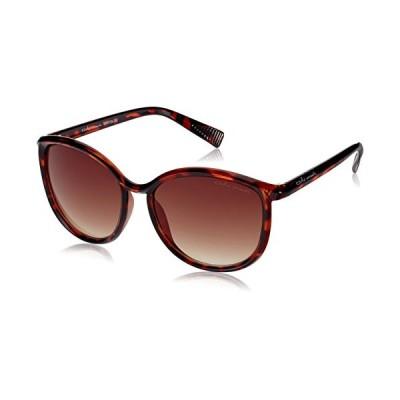 Carlo Monti SCM106-292 Butterfly Sunglasses, Brown 並行輸入品