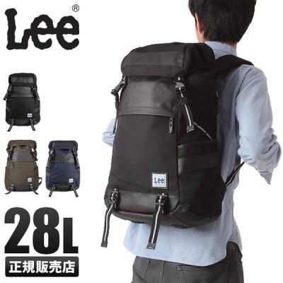 【QUO/300】追加最大+10%|【在庫限り】リー lee リュック メンズ 320-4092 / コート coat 28L 撥水 レインカバー ブランド
