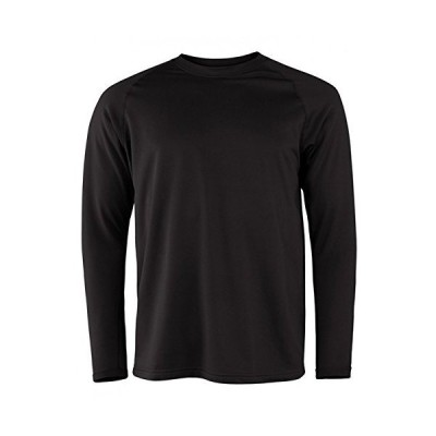 XLarge Black  Terramar EC2 Military Fleece Expedition Weight Crew Shirt  Me