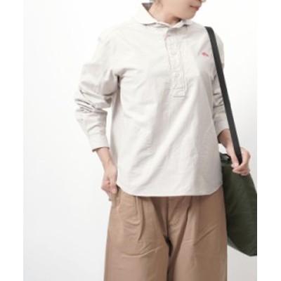 ダントン プルオーバーシャツ ワークシャツ DANTON JD-3564YOX 国内正規品 2020秋冬新作 送料無料