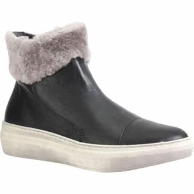 クラウド CLOUD レディース ブーツ シューズ・靴 Quies Wool Lining Black