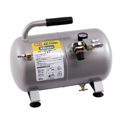 MAX 常圧エアタンク AK-T20R (常圧×2、17L)(AK94918)