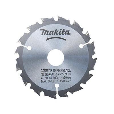 マキタ(Makita) チップソー 硬質窯業系サイディング用 外径100mm 刃数16T A-50061