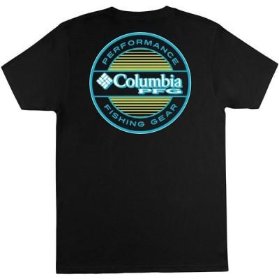 コロンビア Columbia メンズ Tシャツ トップス Performance Fishing Gear Alpha Short Sleeve T-shirt Black