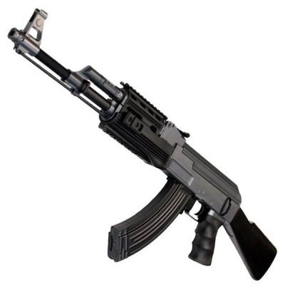 【40%OFF 1本限定特価!】電動ガン CYMA  AK-47 RIS【180日間安心保証つき】